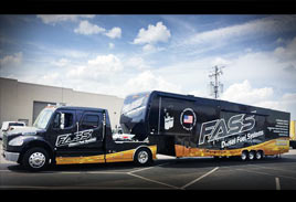 Full Fleet Wrap - Fass Diesel Fuel Systems