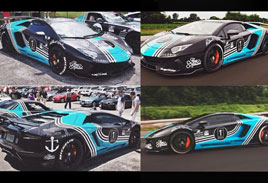1st Phorm - Aventador