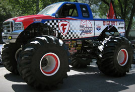 Bigfoot Monster Truck - Full Wrap