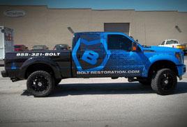 Bolt Truck - Fleet Vehicles