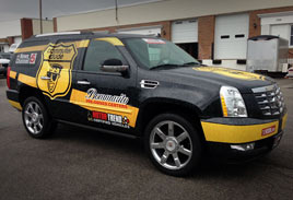 Bommarito Escalade - Full Wrap