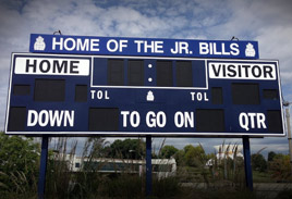 Score Board Graphics - Signage
